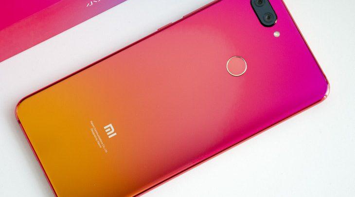 Hp Xiaomi Terbaru Mi 8 Lite