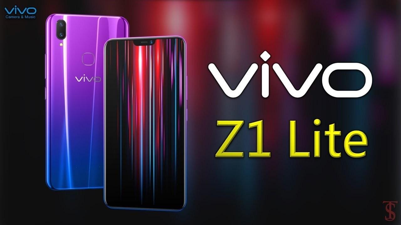 Kelebihan Vivo Z1 Lite