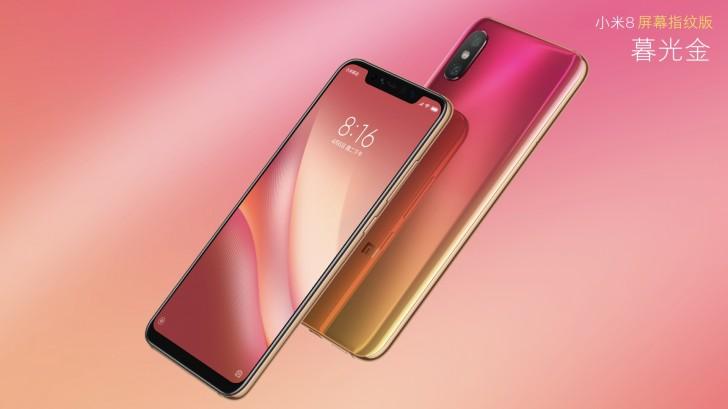 Hp Xiaomi Terbaru Mi 8 Pro