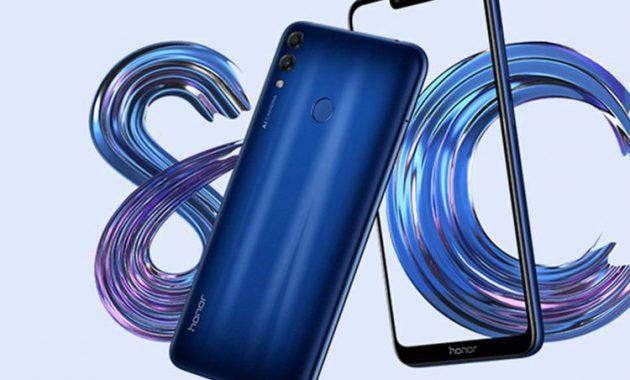Keunggulan Huawei Honor 8C
