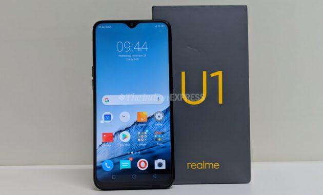 Kelebihan Realme U1