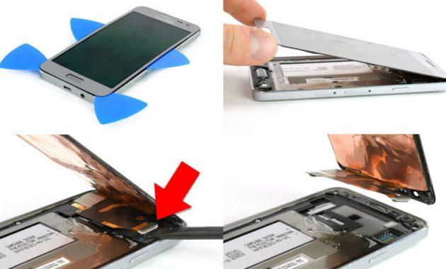 Buka layar smartphone tidak berfungsi