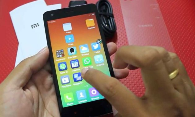 Cara cek serial number hp xiaomi