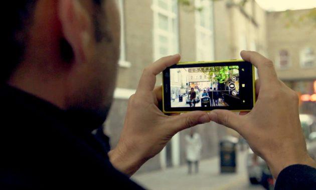 Cara mengambil foto dengan angle bagus