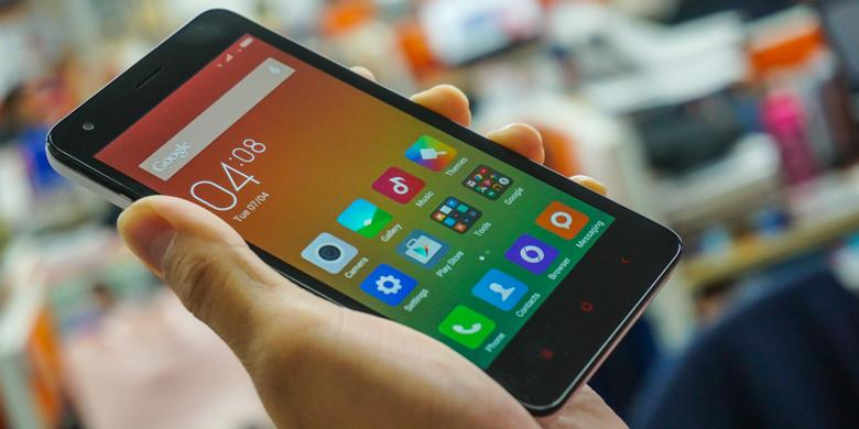 Cara mengatasi touchscreen xiaomi tidak berfungsi