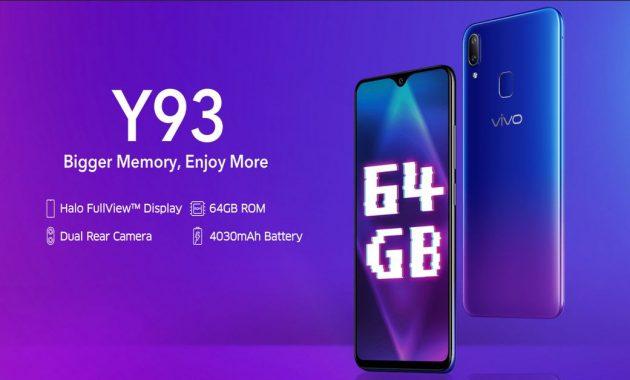 HP Vivo RAM 3GB Y93