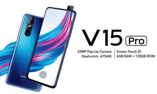 HP Vivo RAM 6GB V15 Pro