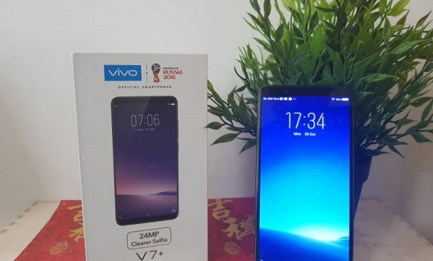 Vivo RAM 4GB V7 Plus