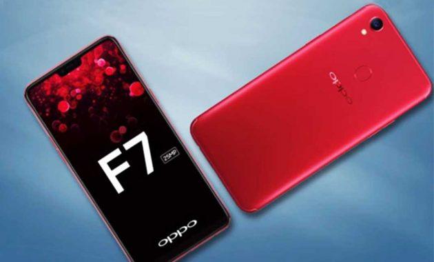 HP Oppo RAM 4GB F7