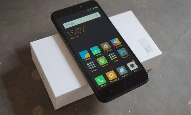HP Xiaomi RAM 3GB Redmi 4X