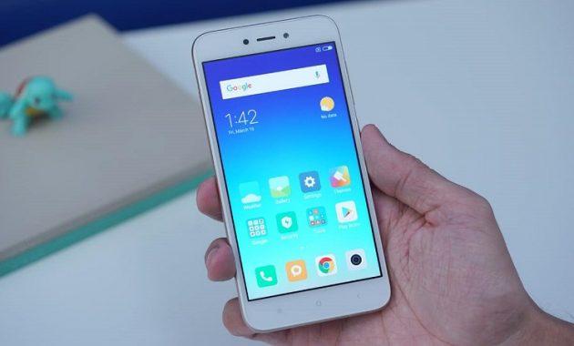 HP Xiaomi RAM 3GB Redmi 5A