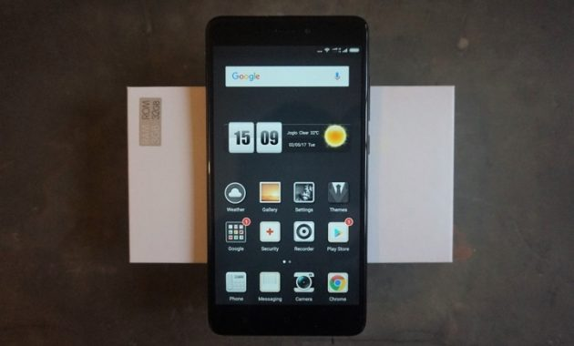 HP Xiaomi RAM 3GB Redmi Note 4