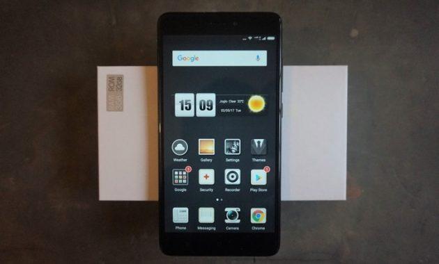 HP Xiaomi RAM 3GB Redmi Note 4