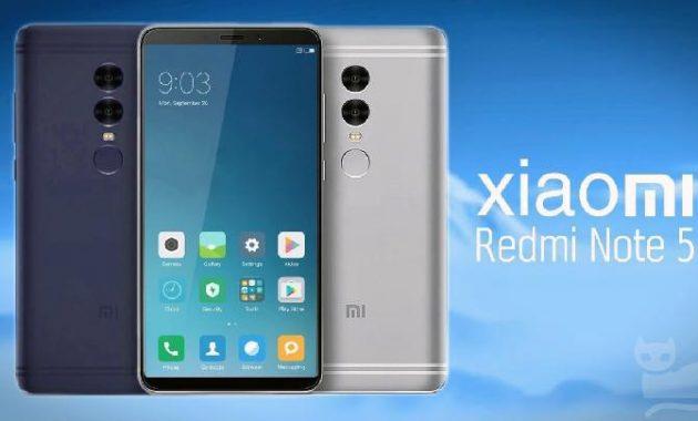 HP Xiaomi RAM 3GB Redmi Note 5