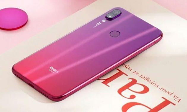 HP Xiaomi RAM 3GB Redmi Note 7