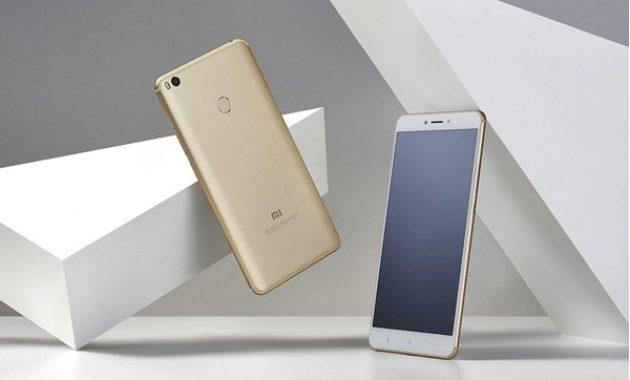 HP Xiaomi RAM 4GB Mi Max 2