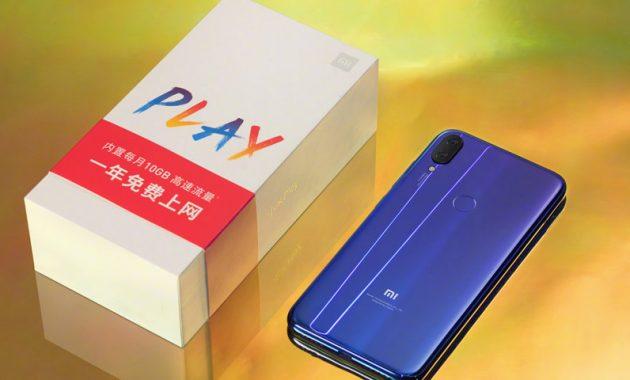 HP Xiaomi RAM 4GB Mi Play
