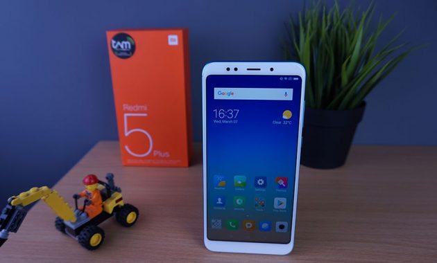 HP Xiaomi RAM 4GB Redmi 5 Plus