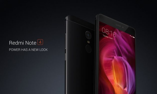 HP Xiaomi RAM 4GB Redmi Note 4