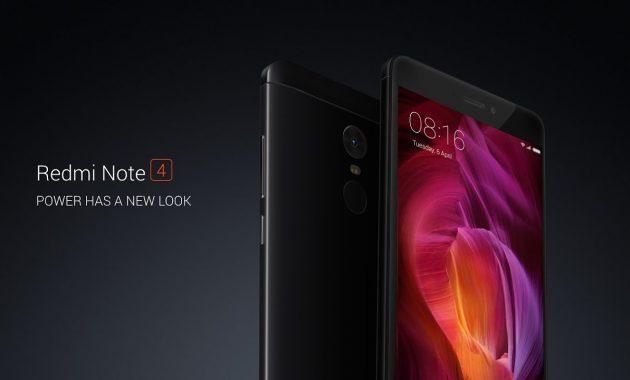HP Xiaomi RAM 4GB Redmi Note 4