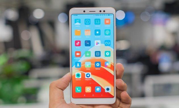 HP Xiaomi RAM 4GB Redmi Note 5 Pro
