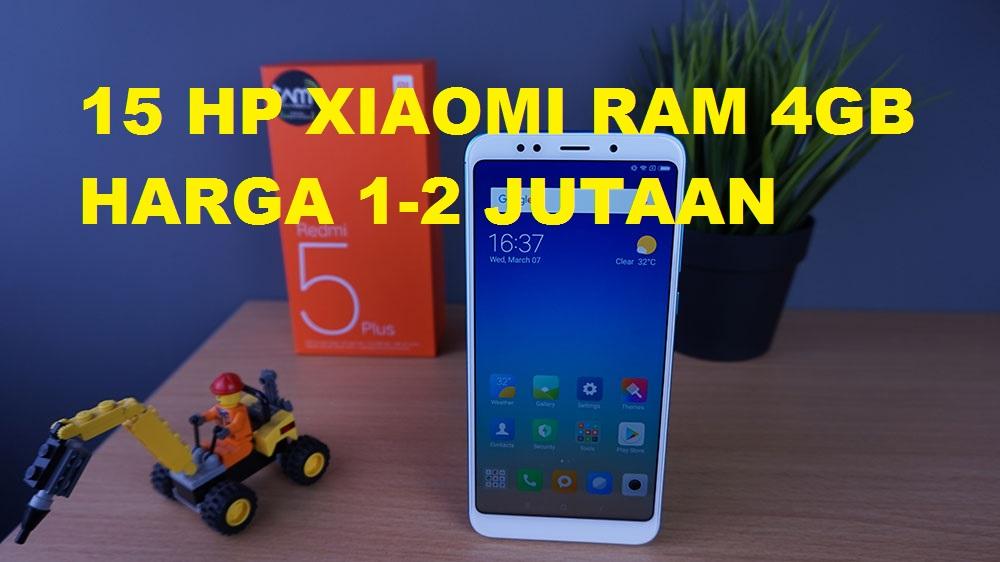HP Xiaomi RAM 4GB