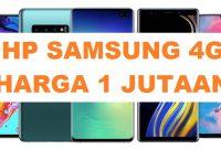 HP Samsung 4G 1 Jutaan