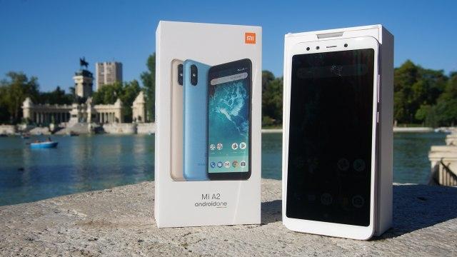 HP Xiaomi RAM 6GB Mi A2