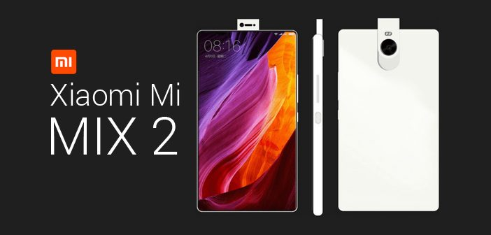 HP Xiaomi RAM 6GB Mi Mix 2