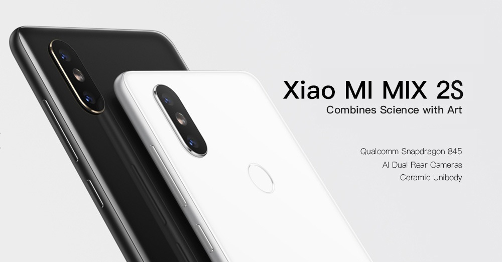 HP Xiaomi RAM 6GB Mi Mix 2s