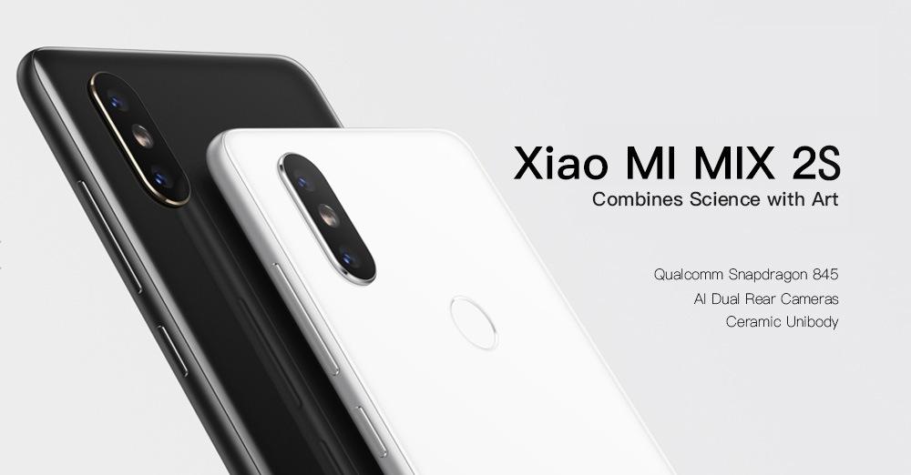 HP Xiaomi RAM 6GB Mi Mix 2s