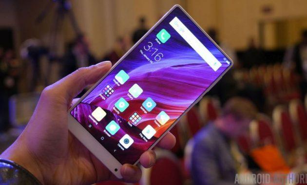 HP Xiaomi RAM 6GB Mi Mix