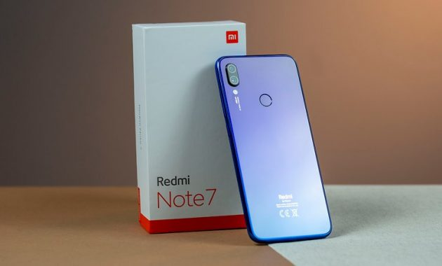 HP Xiaomi RAM 6GB Redmi Note 7