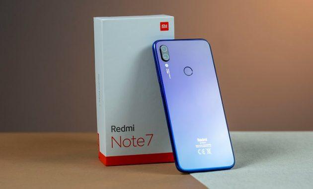 HP Xiaomi RAM 6GB Redmi Note 7