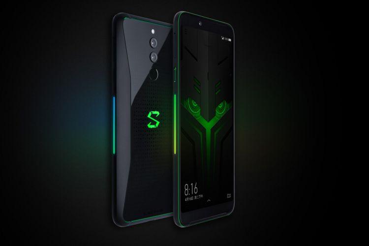 HP Xiaomi Dual Kamera Black Shark