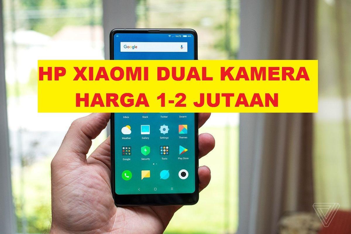 HP Xiaomi Dual Kamera
