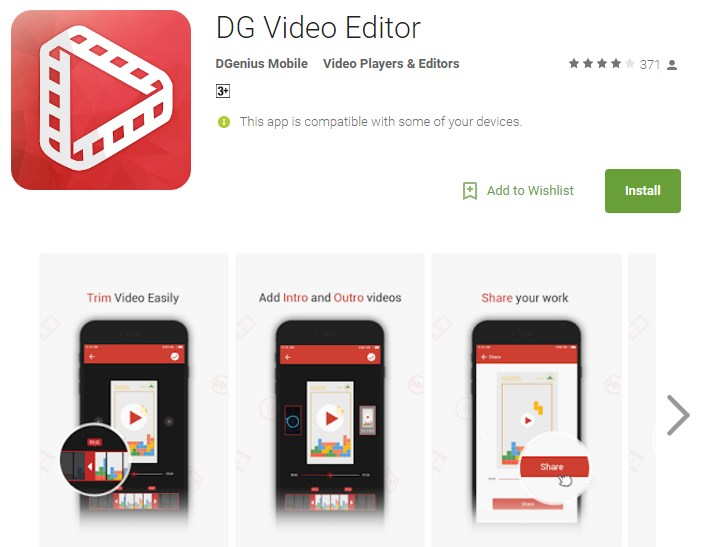 Aplikasi android edit video gratis tanpa watermark
