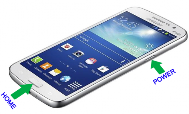 Cara Screenshot di HP Samsung mudah