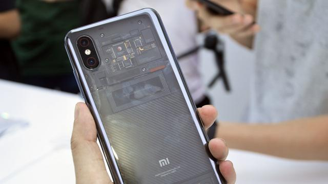 HP Xiaomi Kamera 20MP Mi 8 Explorer