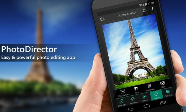 apk kamera bokeh android PhotoDirector