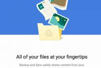 Cara backup aplikasi ke google drive sebelum reset hp android