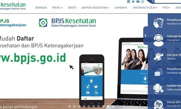 Cara terbaru cek tagihan bpjs kesehatan online