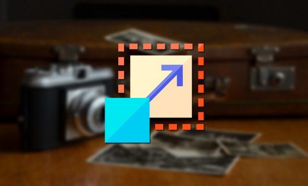 Cara memperbesar pixel gambar online