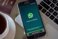 Whatsapp tidak bisa login