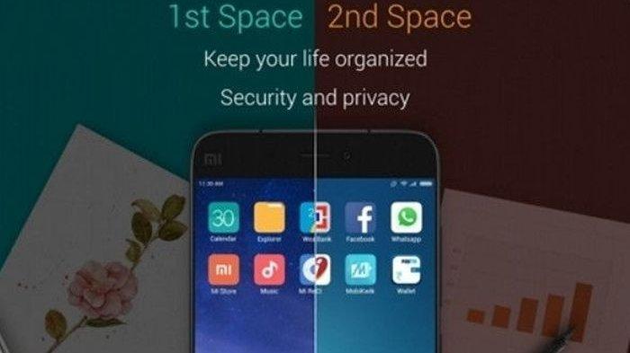 Cara menyalin aplikasi ke ruang kedua xiaomi