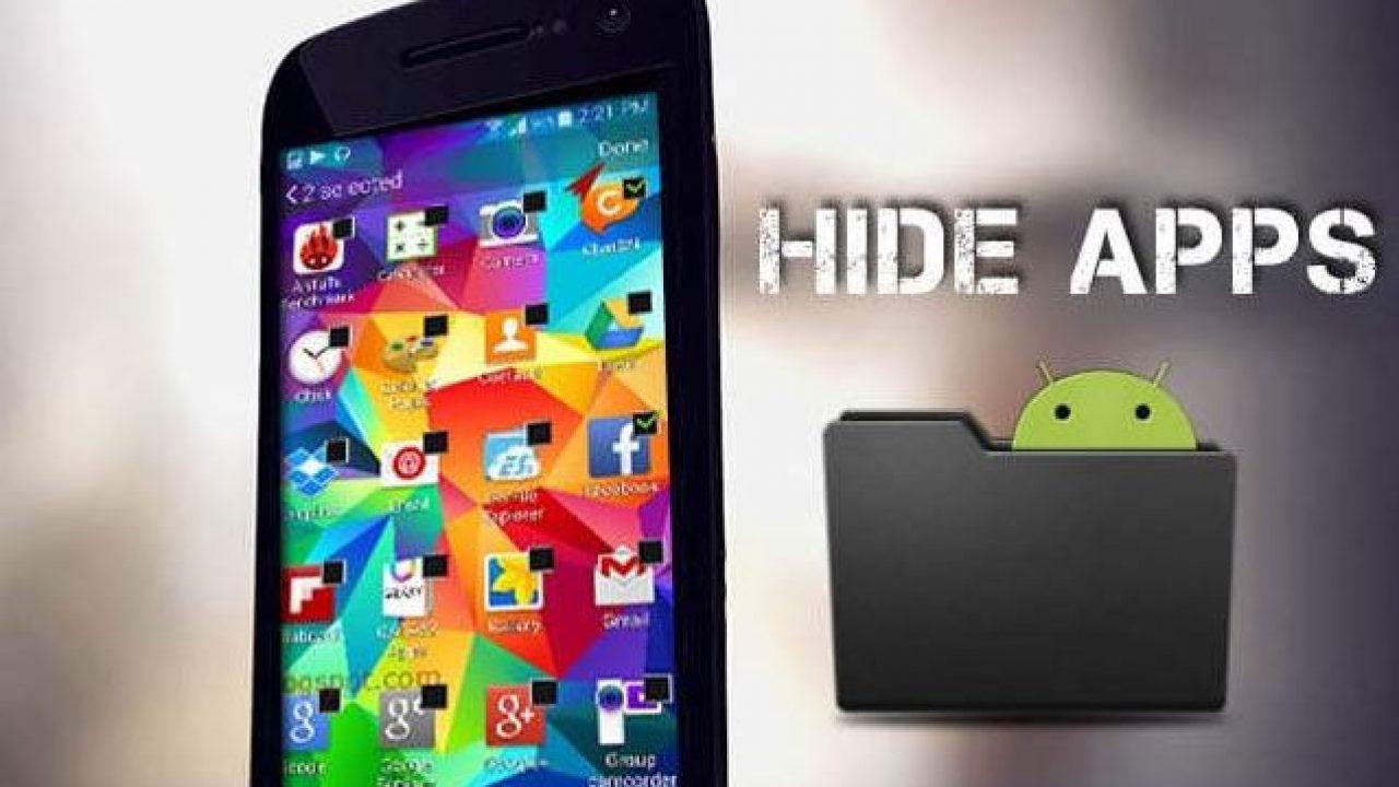 Cara menyembunyikan aplikasi di Hp Vivo tanpa aplikasi