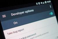Cara Mengaktifkan Opsi Pengembang Xiaomi