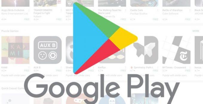 Mengatasi tidak bisa download di Google Play