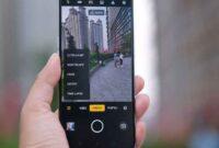 cara menampilkan tanggal dan watermark pada kamera Realme