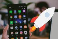 Menghentikan aplikasi berjalan di latar belakang xiaomi